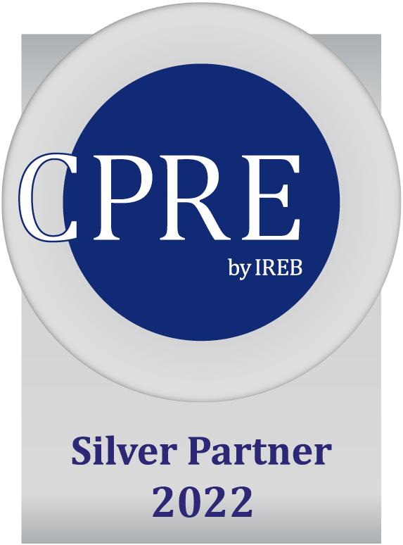 Silver Partner 2021 Logo